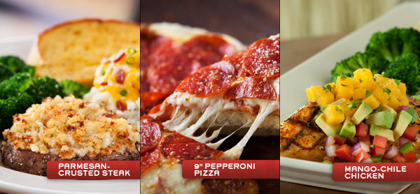 Bring on the New for 2. Enjoy New Entrees on Chili's $20 Dinner for 2 Menu.